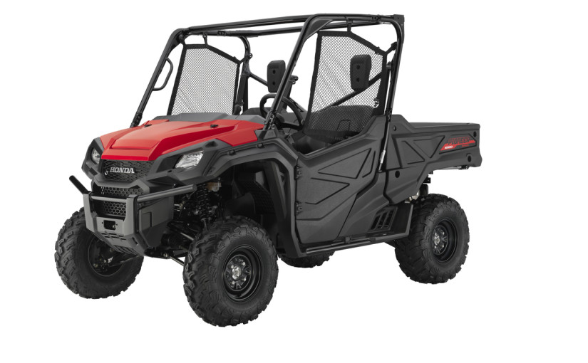2016 Honda Pioneer 1000 powerhouse side by side