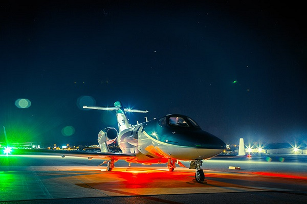 Night_Flight_Honda_Jet