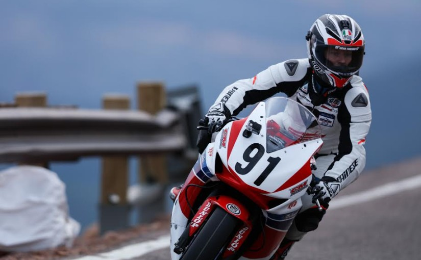 The people behind the brand: Honda's 2015 Pikes Peak winner Mr Jeff Tigert