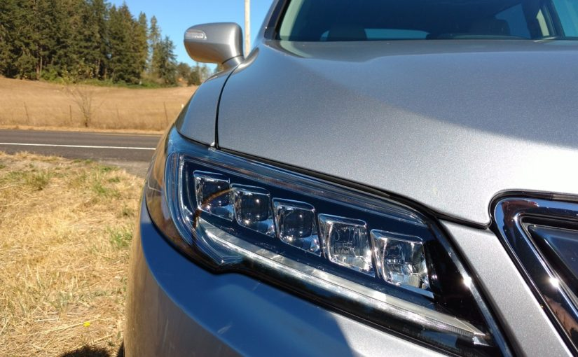 2017 Acura RDX Advance may be maker's best kept performance secret