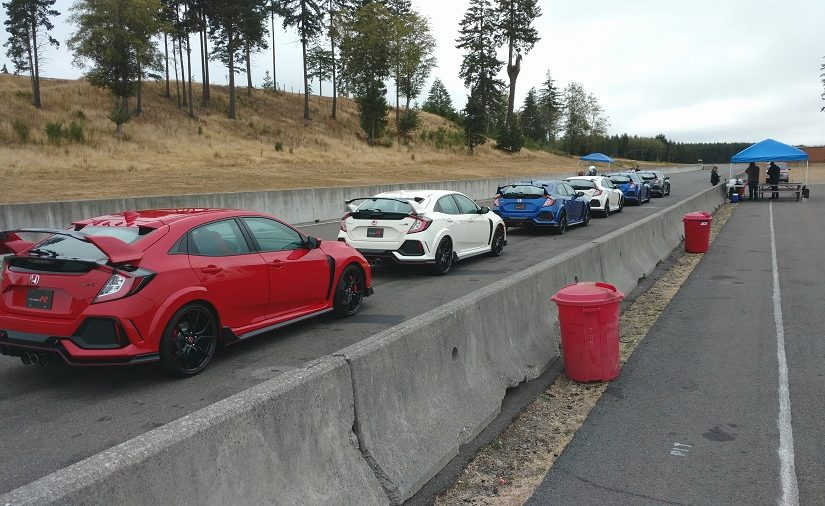2017 Honda Civic Type-R features euro-touring sport and refinement